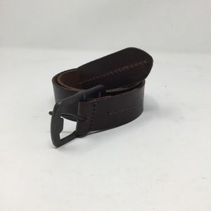 American Eagle Outfitters Brown leather belt